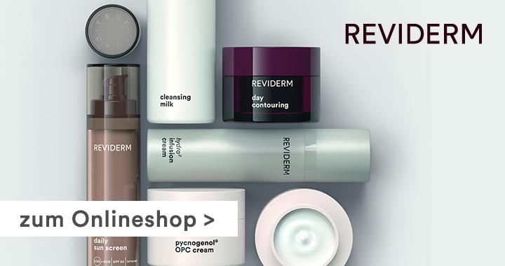 Onlineshop von REVIDERM